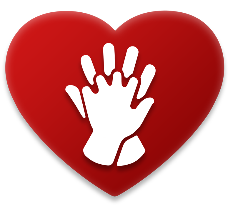 Frontline Health Hands Logo