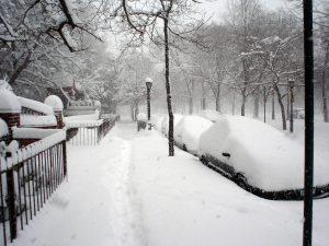 blizzard nyc